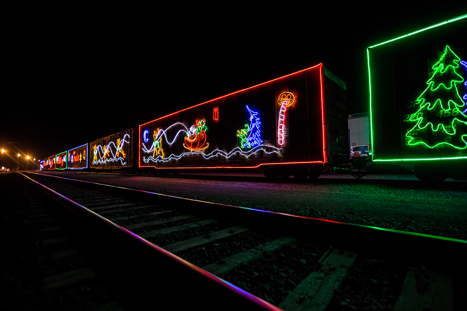 Holiday Train 2017